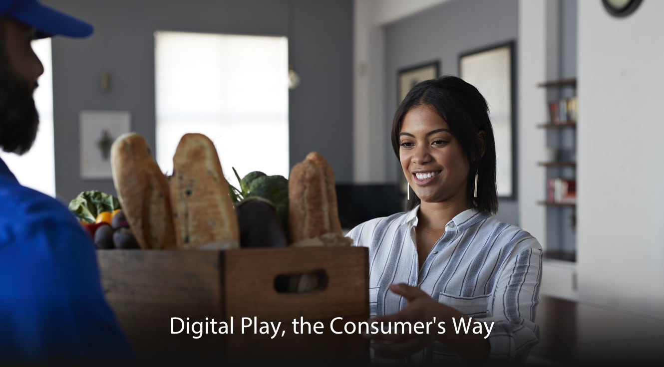Digital Play, the Consumer's Way